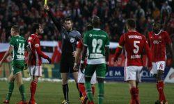 Пловдивски рефер отнася до три мача наказание заради ЦСКА-София – Лудогорец