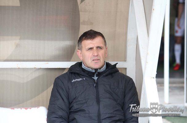 ГЛЕДАЙ: Бруно Акрапович: Първото полувреме беше лошо за нас, ще се борим за първото място