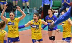 Ботев (Пд) поздрави Марица за 4-та волейболна корона