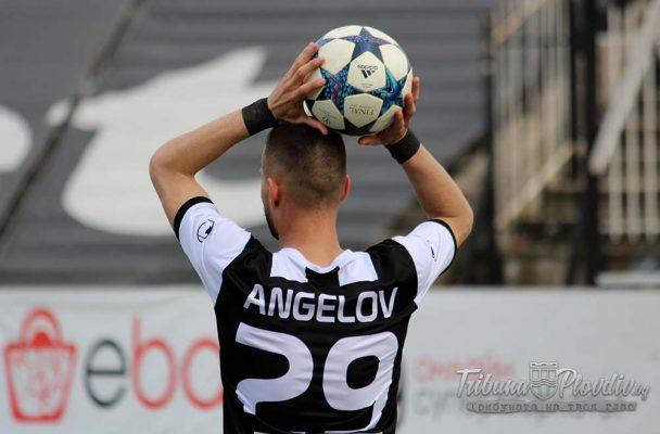 Янко Ангелов: Никога няма да забравя дербито с Ботев, нека феновете да стоят до нас