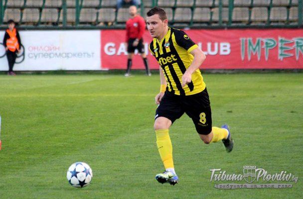 Тодор Неделев в състава на България за мачовете с Кипър и Словения