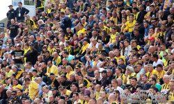 График за продажбата на билети и организация за мача с Черно море