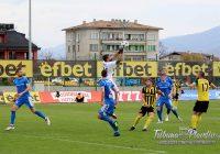 Ботев (Пловдив) - Левски (София) 1:0