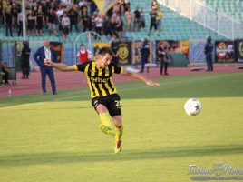 Славия – Ботев (Пловдив) 1:0