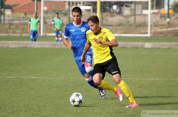Ботев (Пд) U19 разгроми Черноморец U19