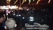 ГЛЕДАЙ: Видео от мелето в Колодрума в залата и на паркинга
