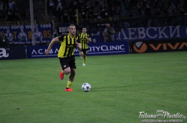 Стивън Петков е договорил личните си условия с ЦСКА-София?