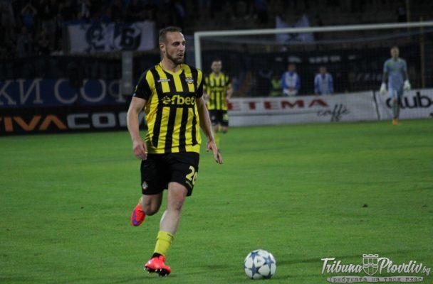 Стивън Петков за бъдещето си