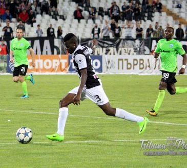 Защитник в Локомотив: Целта е Европа и Купата на България