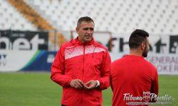 ВИДЕО: Бруно Акрапович: Целта е първата шестица, чакаме нови футболисти