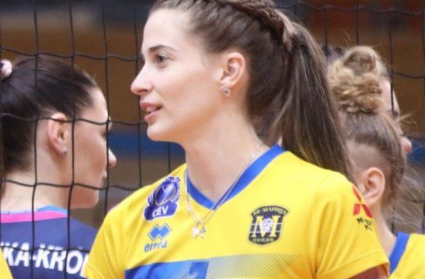 Волейболитска на Марица заигра в Бундеслигата на Германия