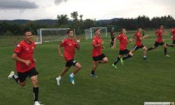И юношите на Локомотив (Пд) ще тренират на базата в Говедарци