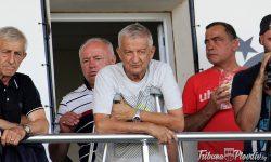 ГЛЕДАЙ: Крушарски: Ще дойде човек да ми помага, явно съм неудобен за Общината и за феновете