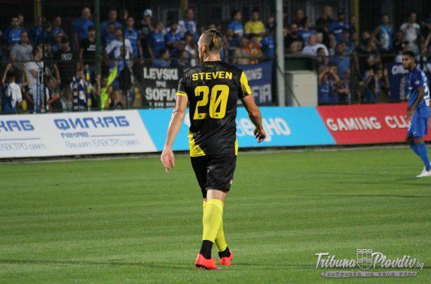 ГЛЕДАЙ: Стивън Петков с първи гол в Португалия, вкара невероятен гол на гранд