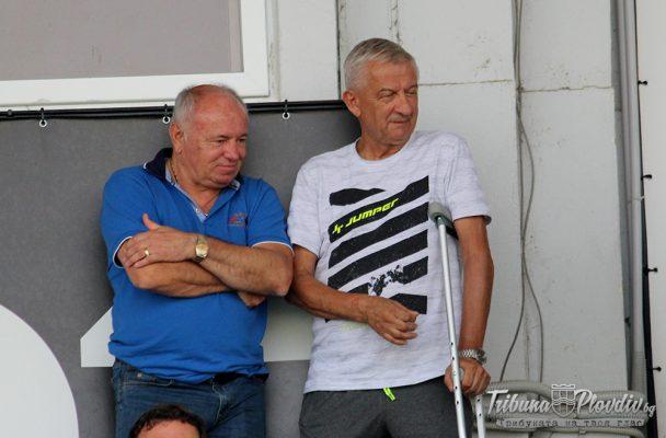 ГЛЕДАЙ: Крушарски: Ще си тръгнат футболисти, Акрапович остава, извадил съм брадвата