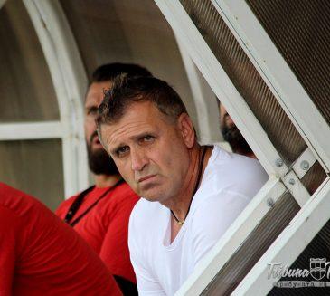 Акрапович: Не искам скъпи футболисти, жал ме е, че стадионът е празен