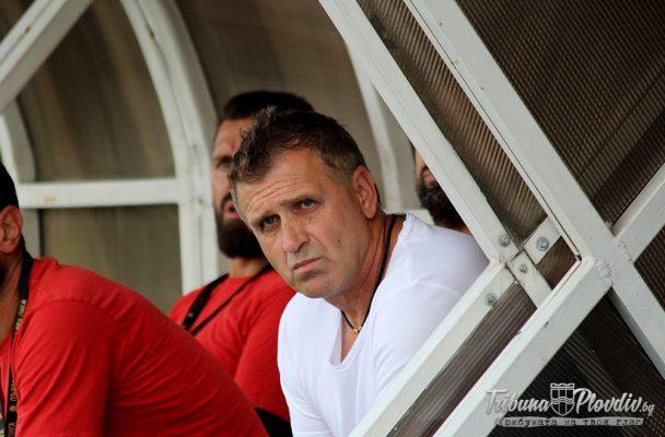 ГЛЕДАЙ: Бруно Акрапович: Стартирахме добре, нищо негативно не мога да кажа