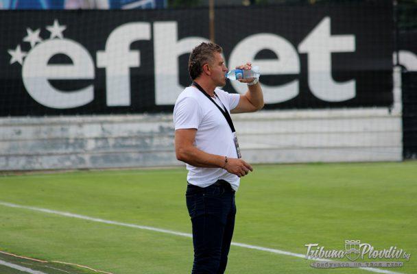 Акрапович иска българи