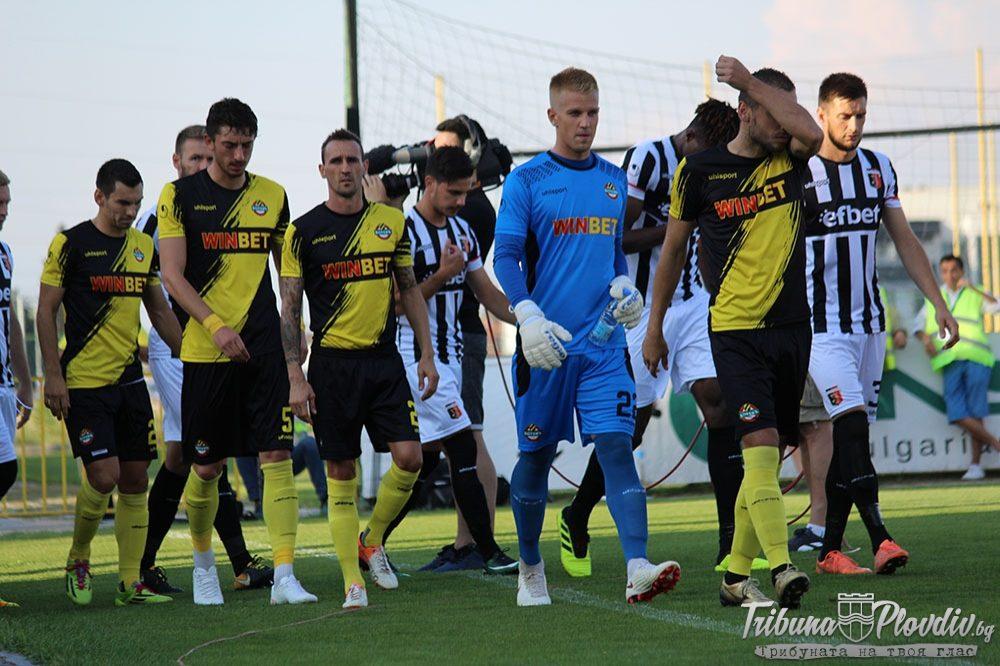 Ботев (Пд) – Локомотив (Пд) 0:1