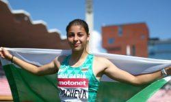 БРАВО! Пловдивчанка е олимпийска шампионка в тройния скок!