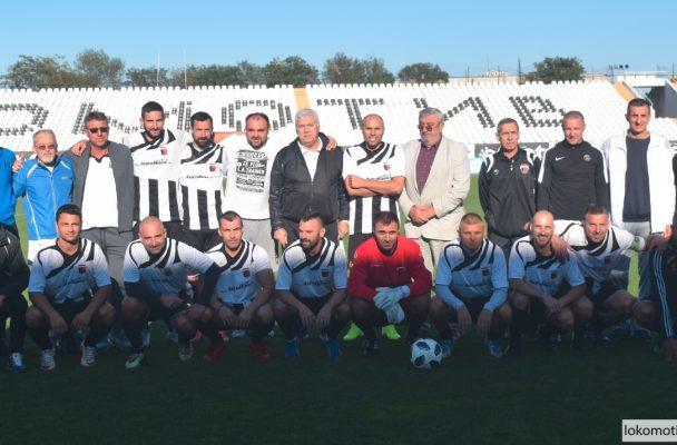 Ето състава на ветераните на Локо за приятелската среща с Динамо