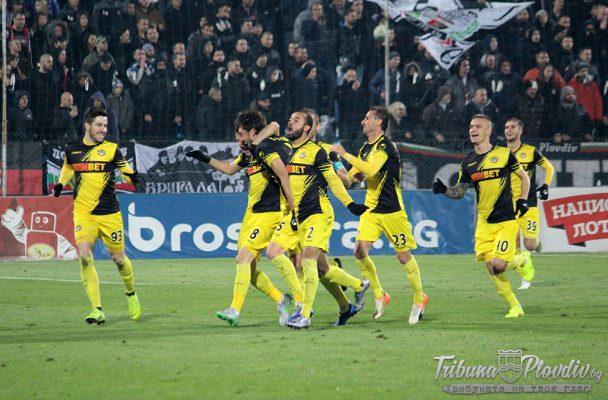 Ботев (Пд) срещу Шахтьор Донецк в Турция