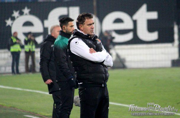 Акрапович: Хареса ми, че след като получихме гол, се върнахме в мача