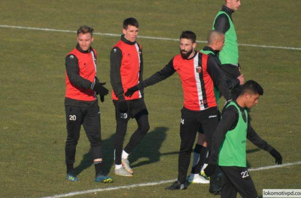 Локомотив не успя да победи в последната си контрола