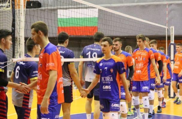 Дерби на Пловдив във волейбола