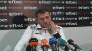 ГЛЕДАЙ: Бруно Акрапович: Всичко около Райков и Умарбаев са спекулации, Крушарски ми е гласувал доверие