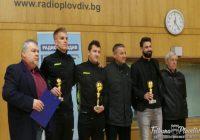 Футболист на Пловдив 2018 г.