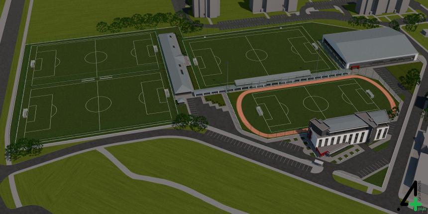 Photo of Локомотив взе терена в Тракия, за да построи своя спортна база