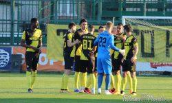 Ботев (Пд) играе контрола преди мача с Левски