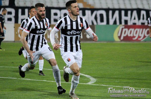 Локомотив се раздели с млад хърватин