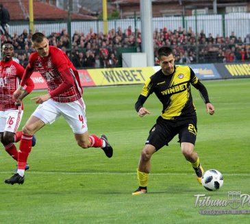 Ботев Пд сложи точка на мрачния сезон със загуба, завърши шести в Първа лига