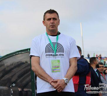 Акрапович с обширно интервю: Спечелихме Купата в съблекалнята, често спорим с Крушарски