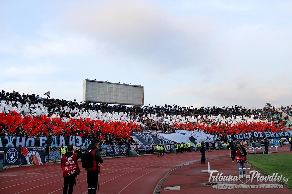 Photo of Фенклубът на Локомотив благодари на всички подпомогнали празника по трибуните