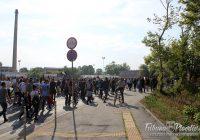 Походът на Купата от Лаута до Община Пловдив