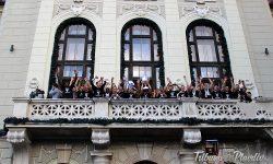 ВИДЕО И СНИМКИ: Походът на Купата от Лаута до центъра на Пловдив