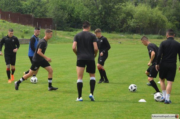 Локомотив Пд проведе първа тренировка в Самоков