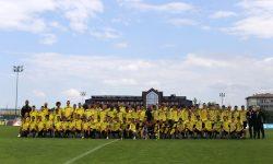 Георги Самуилов поздрави децата от школата на Ботев Пд