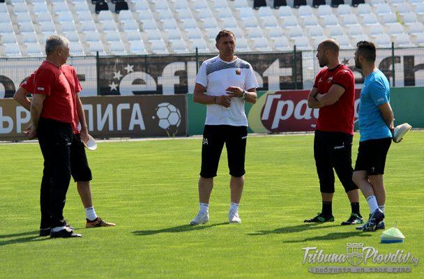 Бруно Акрапович пред TribunaPlovdiv.bg: Напуснаха ни важни играчи, пожелавам си два типа отбори за Лига Европа