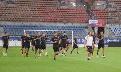 Групата на Локо Пд за мача със Страсбург