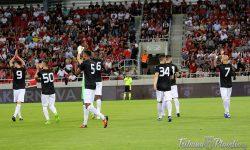 (ВИДЕО) Празненствата продължават! Христо Крушарски поздрави треньорите и футболистите