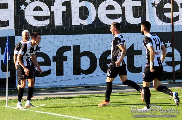 Локо ще играе контрола с Хебър (Пазарджик) в паузата за националните отбори