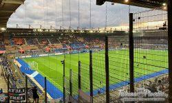 ГЛЕДАЙ: Феновете и футболистите на Локо заедно си взеха довиждане с Лига Европа