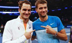 Григор Димитров излиза за първа победа срещу Роджър Федерер на четвъртфиналите на US OPEN
