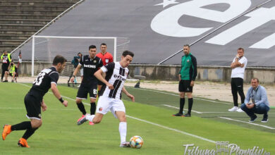 Photo of Локомотив (Пловдив) – Славия 0:1