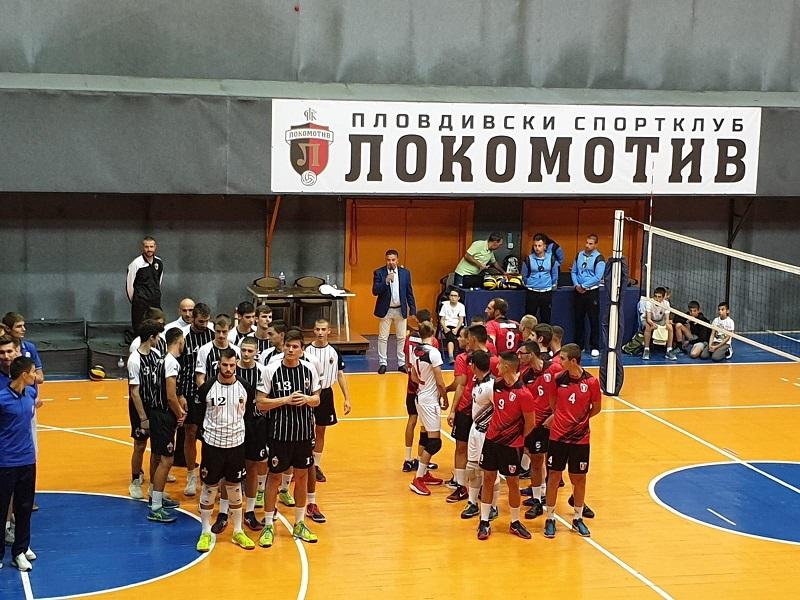 Photo of Пловдивски Спортклуб Локомотив стартира с победа! Днес е големият волейболен мач на Пловдив!