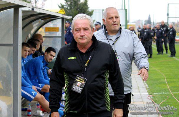 Феро: Духът в Ботев се завърна, футболът е игра за мъже